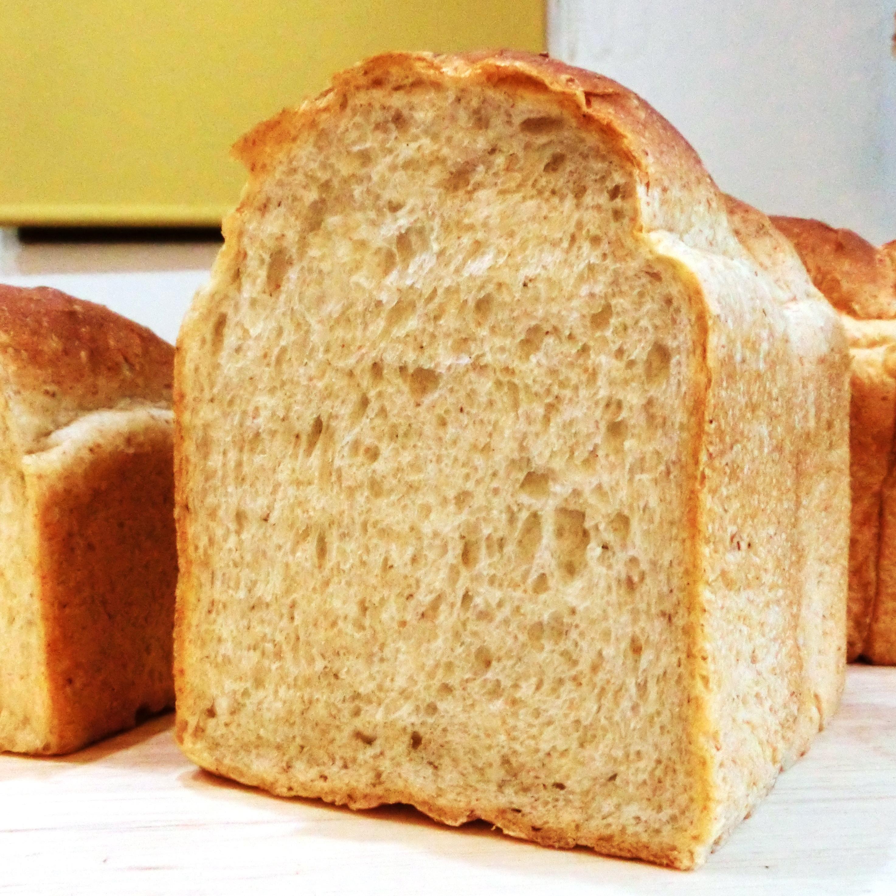 ピジョンポスト-食パン1